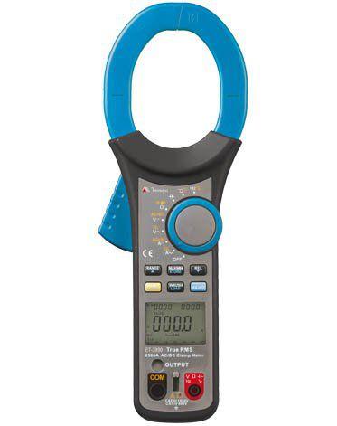 Alicate Amperímetro Digital CAT IV 600V 2500A AC Minipa ET-3990  - MRE Ferramentas
