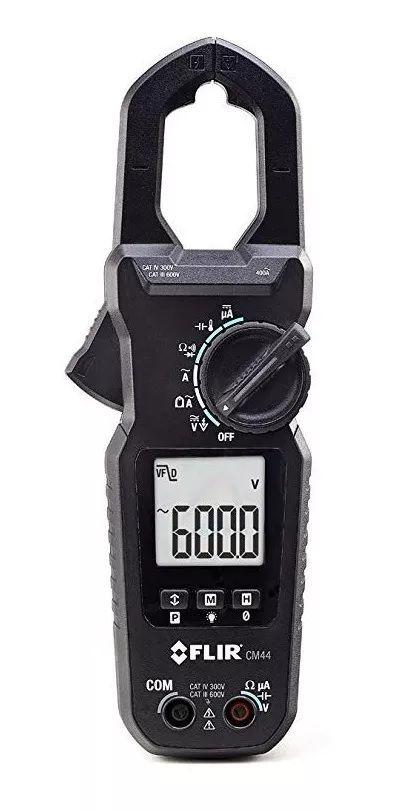 Alicate Amperímetro Digital Flir CM-42  - MRE Ferramentas