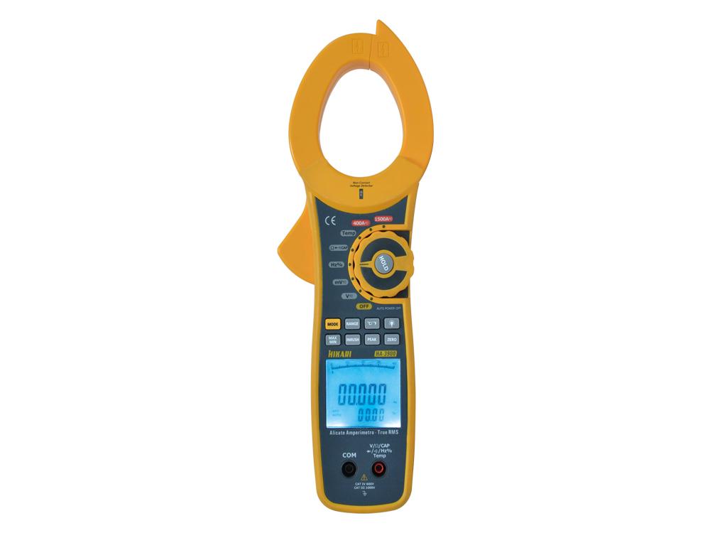 Alicate Amperímetro Digital Hikari HA-3900  - MRE Ferramentas