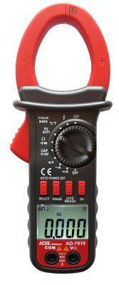 Alicate Amperímetro Digital Icel AD-7910  - MRE Ferramentas
