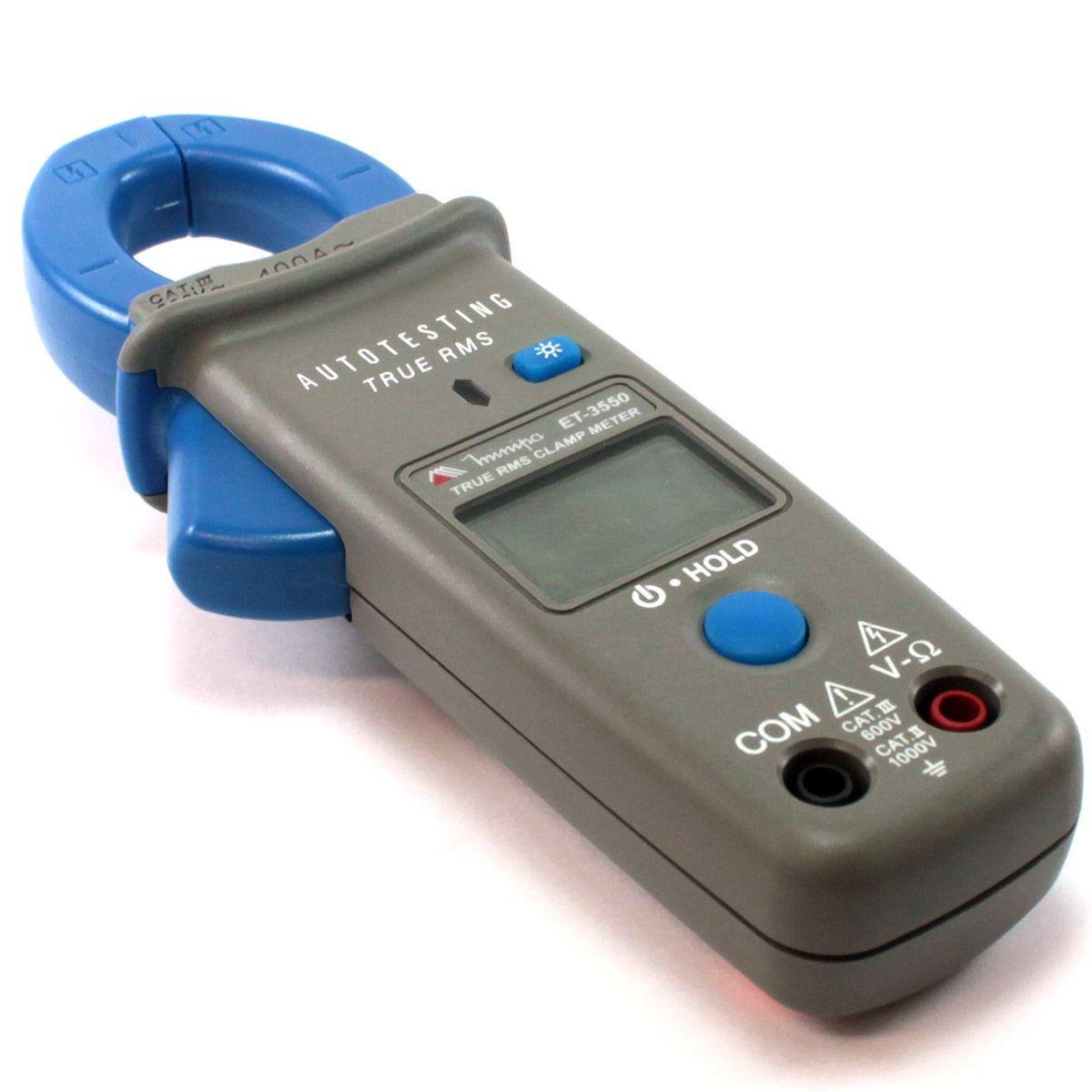 Alicate Amperímetro Digital Minipa ET-3550  - MRE Ferramentas