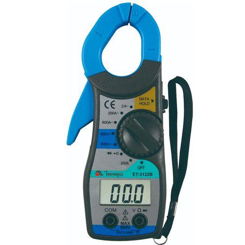 Alicate Amperímetro Minipa ET-3122B  - MRE Ferramentas