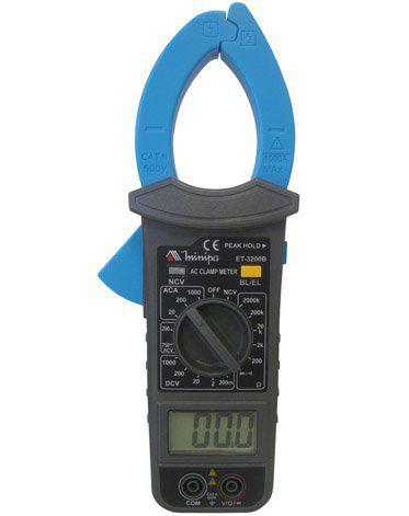 Alicate Amperímetro Minipa ET-3200B  - MRE Ferramentas