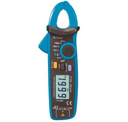 Alicate Amperímetro Minipa ET-3320A  - MRE Ferramentas