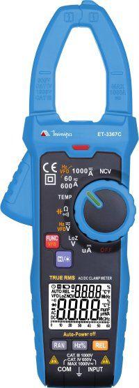 Alicate Amperímetro Minipa ET-3367C  - MRE Ferramentas