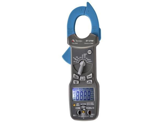 Alicate Amperímetro Minipa ET-3790  - MRE Ferramentas