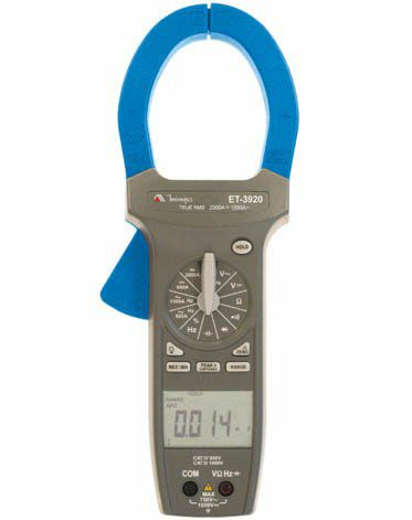 Alicate Amperímetro Minipa ET-3920  - MRE Ferramentas