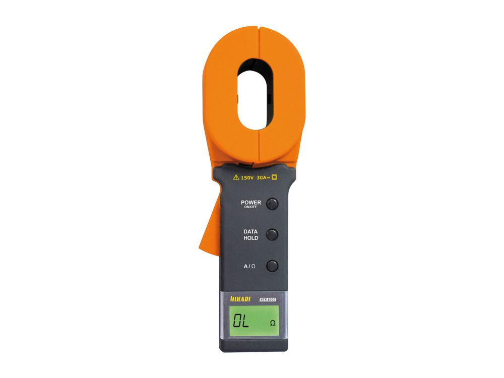 Alicate Terrômetro Digital Hikari HTR-800C  - MRE Ferramentas