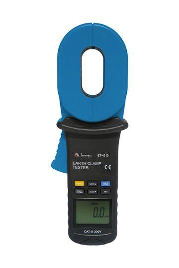 Alicate Terrômetro Digital Minipa ET-4310  - MRE Ferramentas