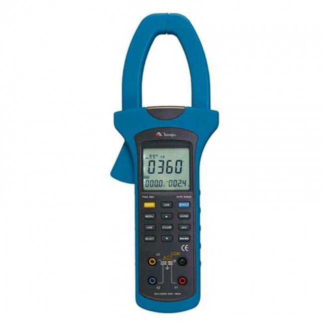 Alicate Wattímetro Digital Minipa ET-4055A  - MRE Ferramentas