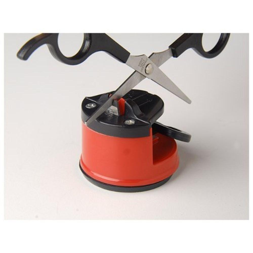 Amolador Afiador de Faca Canivete Tesoura Ventosa Western AF-44  - MRE Ferramentas