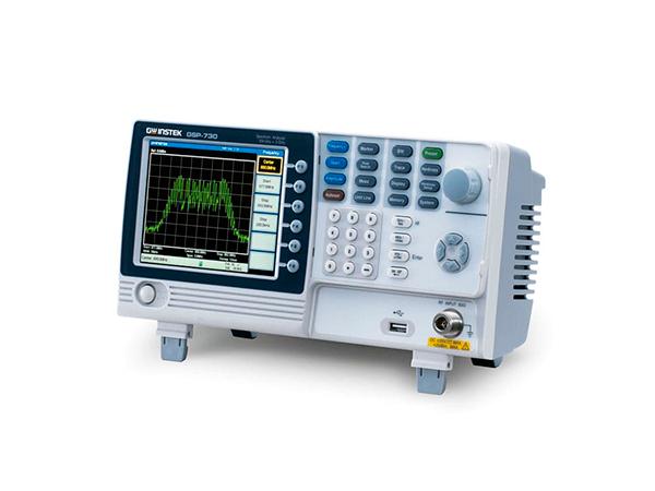 Analisador de Espectro 3GHz Minipa GSP-730  - MRE Ferramentas
