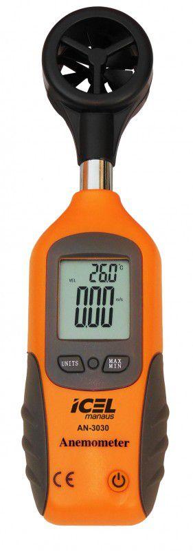Anemômetro Digital Icel AN-3030  - MRE Ferramentas
