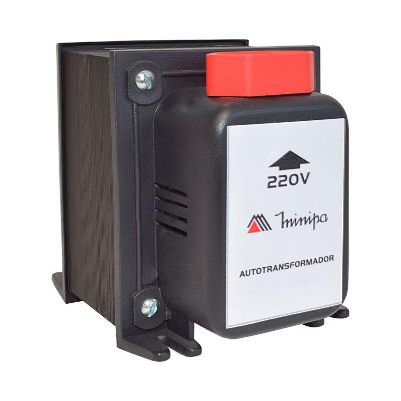 Autotransformador Minipa ATM-2000VA  - MRE Ferramentas