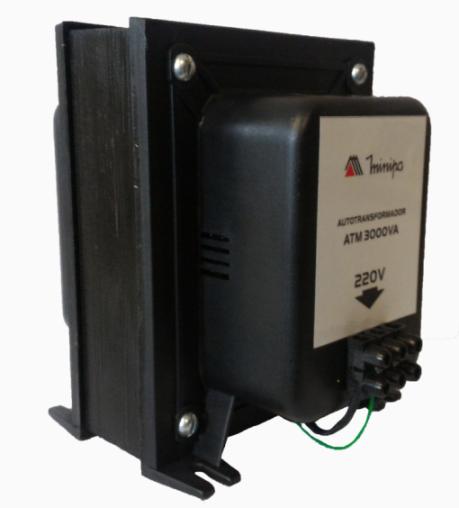 Autotransformador Minipa ATM-3000VA  - MRE Ferramentas