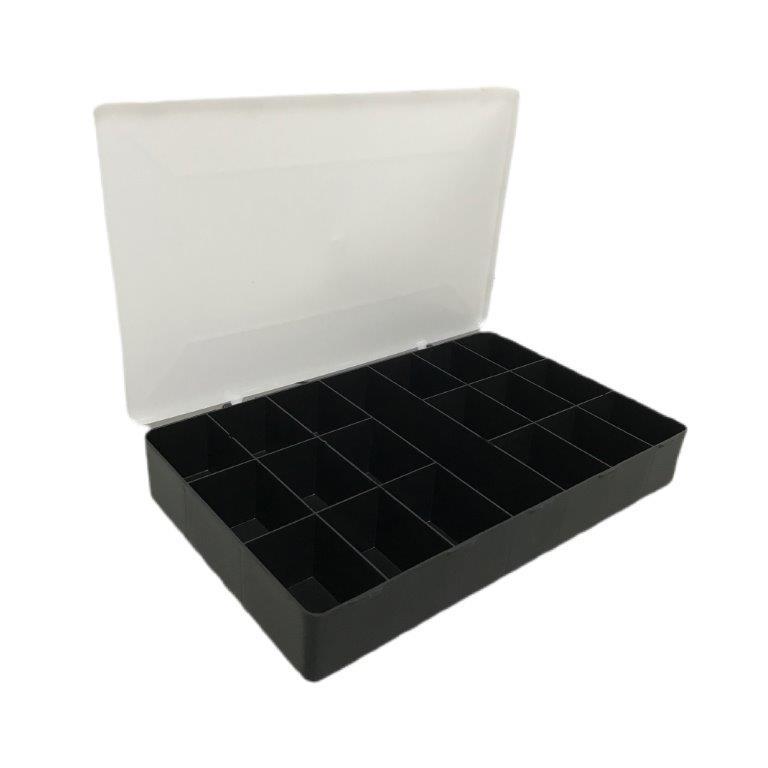 Caixa Organizadora com Divisórias DS-Tools  - MRE Ferramentas