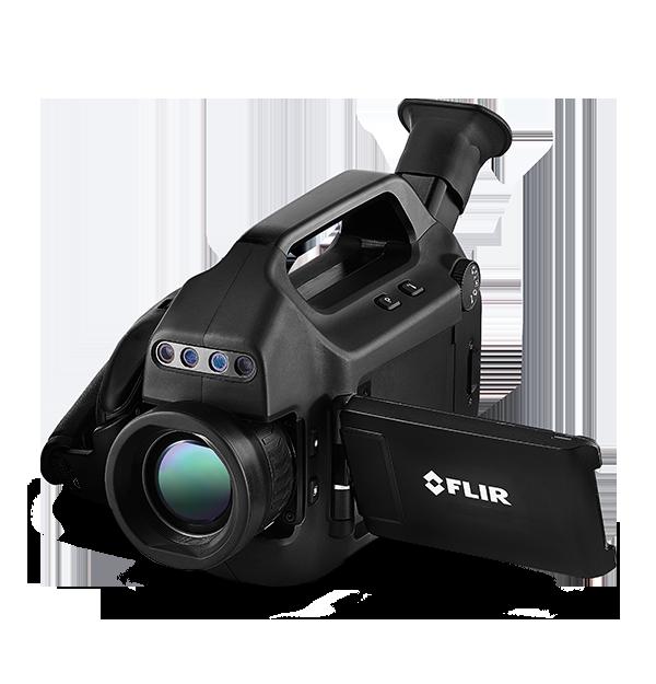 Câmera de Imagens Ópticas de Gás Flir GF620  - MRE Ferramentas