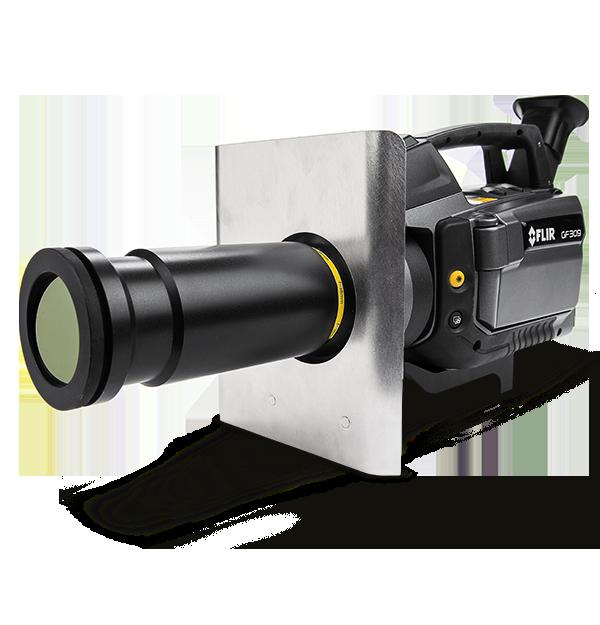Câmera de inspeção de Fornalhas e Elétrica Flir GF309  - MRE Ferramentas