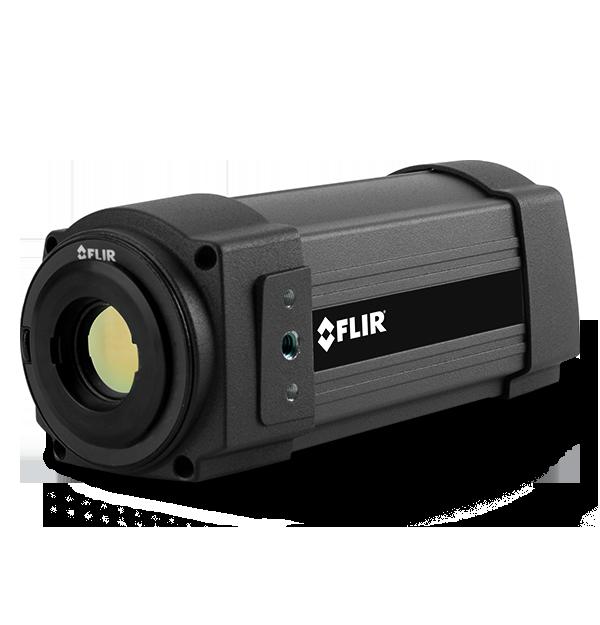Câmera de Temperatura IV para Monitoramento de Equipamentos Críticos Flir A310  - MRE Ferramentas