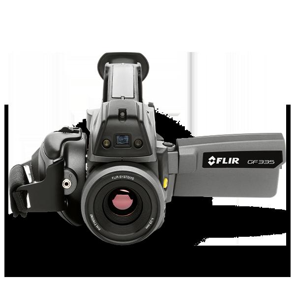 Câmera MWIR de Alta Sensibilidade Refrigerada Flir GF335  - MRE Ferramentas
