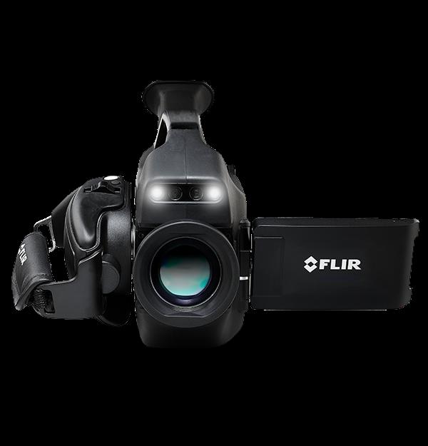 Câmera OGI Intrinsecamente Segura Flir GFx320  - MRE Ferramentas