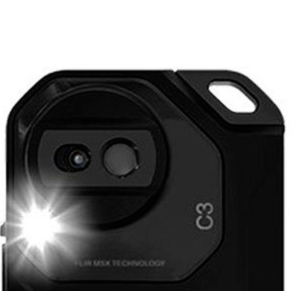 Câmera Termográfica Compacta 80 X 60 (4.800 pixels) c/MSX e Wi-Fi (-10º A +150ºC) Flir C3  - MRE Ferramentas