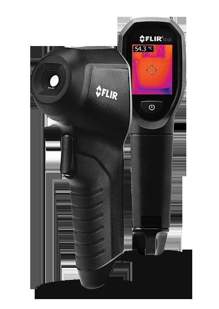 Câmera Térmica Pontual 4.800 PIXELS (-10ºC a 150ºC) Flir TG130 (Refurbished)  - MRE Ferramentas