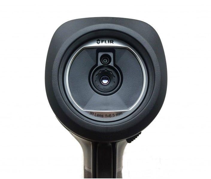 Câmera Termográfica Portátil 240 × 180 (43.200 pixels) c/MSX e Wi-Fi Flir e6-XT  - MRE Ferramentas