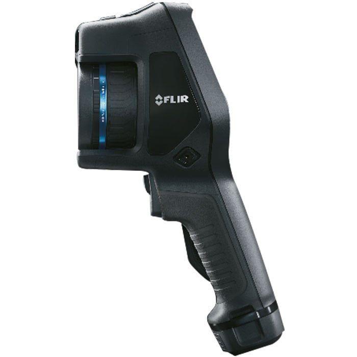 Câmera Térmica Termovisor (320 x 240) 76.800 pixels com MSX e Wi-fi Flir E75 24°  - MRE Ferramentas