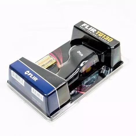 Câmera Térmica Pontual 4.800 PIXELS (-10ºC a 150ºC) Flir TG130  - MRE Ferramentas