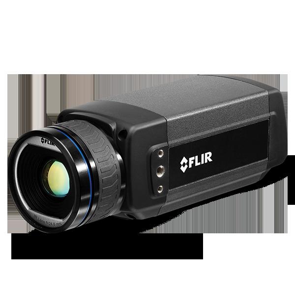 Câmera Termográfica de Visão de Máquina Flir A615 FOV 15°  - MRE Ferramentas