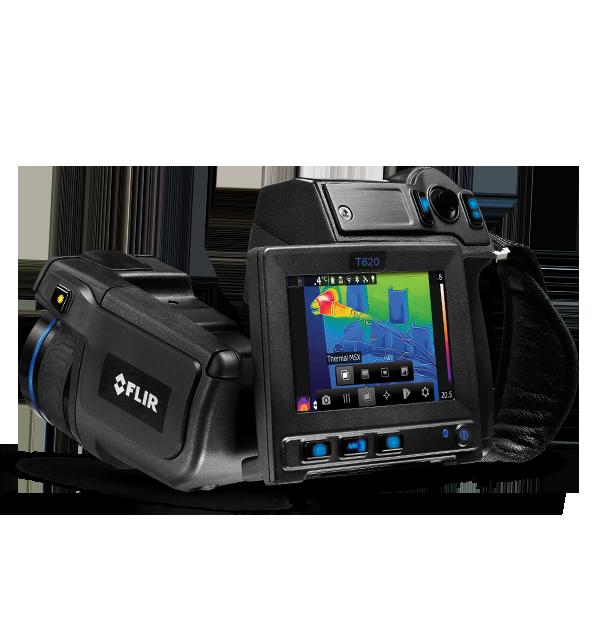 Câmera Termográfica para Manutenção Preditiva Flir T620  - MRE Ferramentas