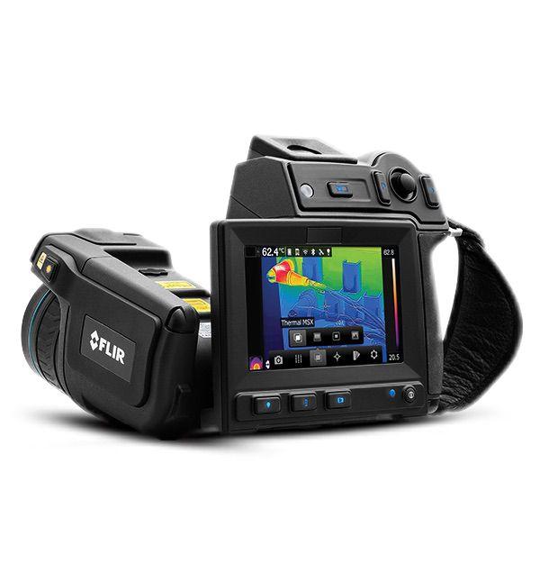 Câmera Termográfica para Manutenção Preditiva Flir T660  - MRE Ferramentas