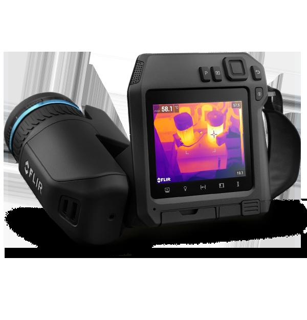 Câmera Termográfica Profissional Flir T540  - MRE Ferramentas