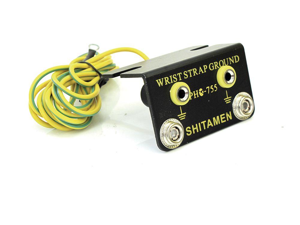 Conector Duplo Jack DS-Tools  - MRE Ferramentas