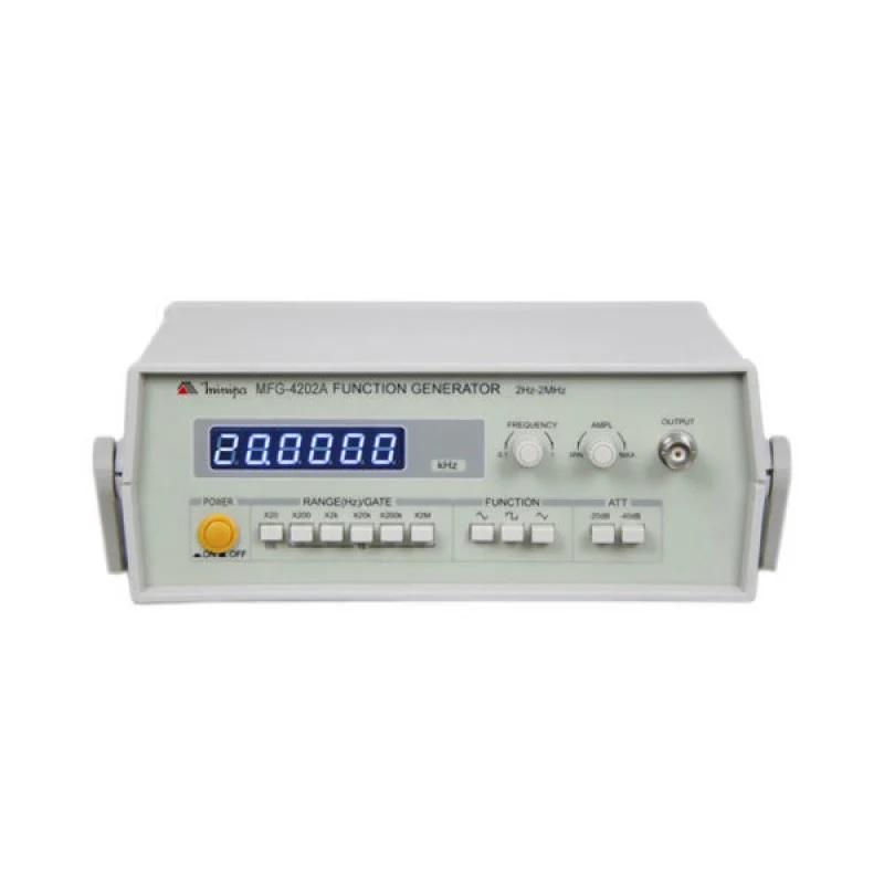 Gerador de Função 2Mhz Minipa MFG-4202A  - MRE Ferramentas