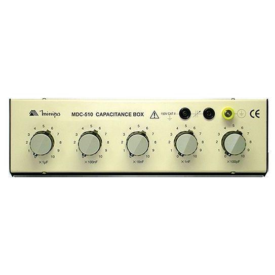 Década Capacitiva Minipa MDC-510  - MRE Ferramentas