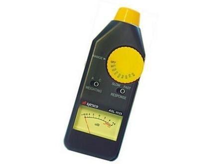 Decibelímetro Analógico Mesco ASL-1125  - MRE Ferramentas
