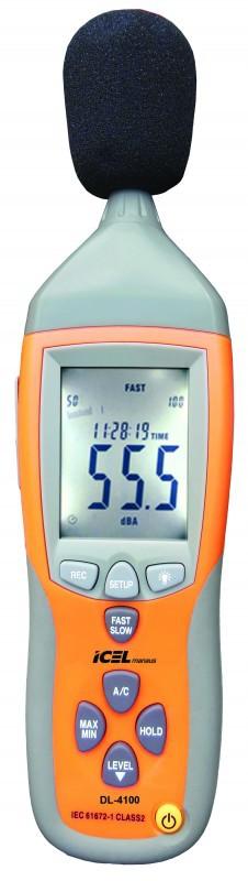 Decibelímetro Digital Icel DL-4100  - MRE Ferramentas