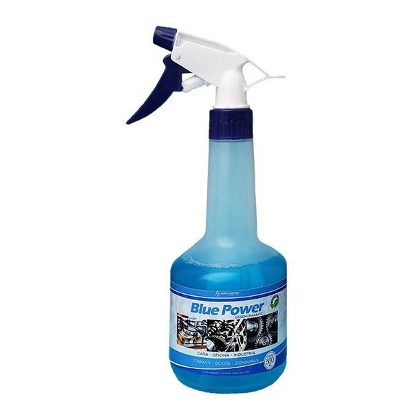 Desengraxante Implastec Blue Power 500ml  - MRE Ferramentas
