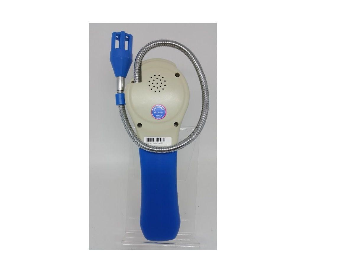Detector de Fuga de Gás Combustível Minipa MGC-1000 (GN/GLP/GNV)   - MRE Ferramentas
