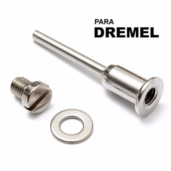 Disco Serra Circular P/ Madeira Dremel E Furadeira C/7 Peças  - MRE Ferramentas