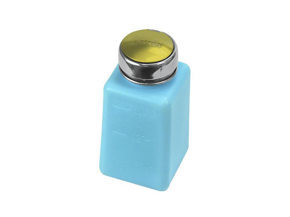 Dispenser de fluídos anti-estático com válvula de 180ml   - MRE Ferramentas