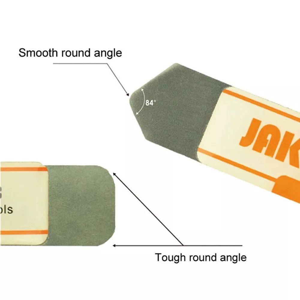 Espátula para Abertura e Separação Jakemy JM-OP08 (Caixa com 10 Peças)  - MRE Ferramentas