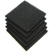 Filtro de carvão ativado para Exaustor de Fumaça (CJ 5 Unid.)  - MRE Ferramentas