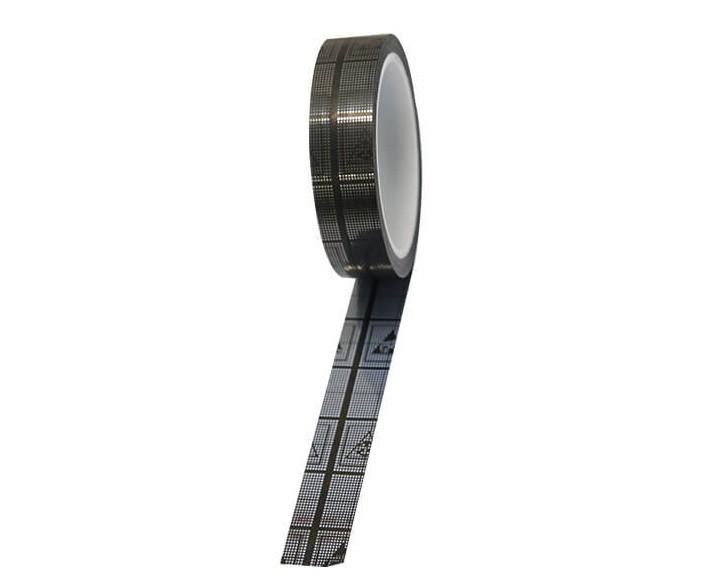 Fita Antiestática ESD Grid 19mm x 50m Não Transparente 410B  - MRE Ferramentas