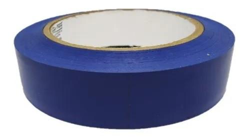 Fita Demarcadora Azul 25mm  - MRE Ferramentas