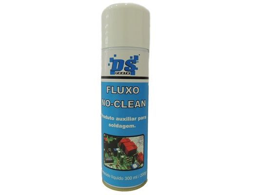 Fluxo de Solda No Clean 5305 Spray 300ml DS-Tools  - MRE Ferramentas
