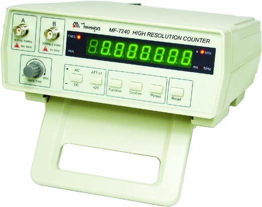 Frequêncimetro Digital Minipa MF-7240  - MRE Ferramentas