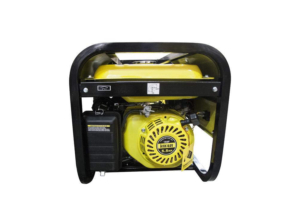 Gerador de Energia a Gasolina 2,2KW Hikari HG-2000  - MRE Ferramentas